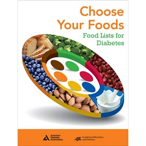 Choose Your Foods: Food List for Diabetes