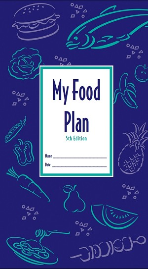 My Food Plan, 5th Edition-English