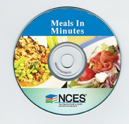 Meals In Minutes - CD-ROM and Tearpad