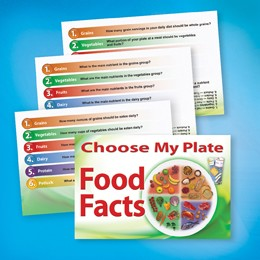 MyPlate Food Facts Game