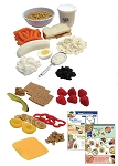 Snack Foods Food Model Kit