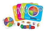 Healthy Helpings MyPlate Spin Game