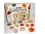 Magnetic Healthy Foods Kit