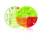 Eat & Learn Nutrition Control Disc - Single Copy