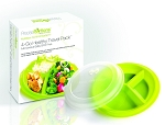 Precise Portions Go Healthy Travel Pack - set of 4