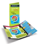 Eating Well with MyPlate Tri-Fold Brochure