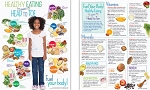 Kids Healthy Eating From Head to Toe