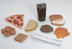 Fast Food Model Kit
