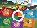 A Healthy START For Cool Kids- Package of 25