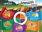 Spanish A Healthy START For Cool Kids - Package of 25