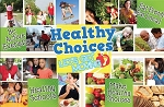 Healthy Choices: Let's Get Moving Poster