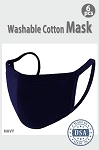 Washable Adult Cotton Face Covering