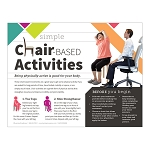 Simple Chair-Based Activities