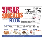 Sugar Shockers Foods Handouts