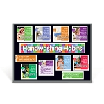 Handwashing Bulletin Board