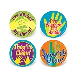 Handwashing Stickers