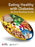 Eating Healthy with Diabetes an easy read guide