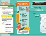 Keeping Hydrated for Older Adults