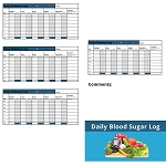 Daily Blood Sugar Log
