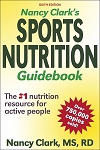 Nancy Clark Sport Nutrition Guidebook + 25 CE Online Test