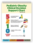 5210 Pediatric Obesity Clinical Decision Support Chart, 3rd Edition