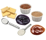 Condiment Food Model Kit