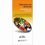 Choose Your Foods: A Guide To Planning Meals for Diabetes - Spanish