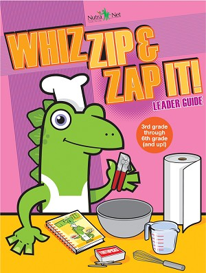 Whiz, Zip & Zap Leaders Gde & Cookbook