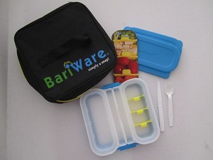 Bariware Portions 8 Set