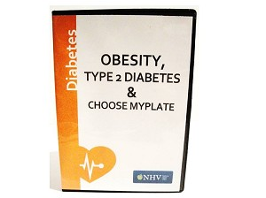 Obesity, Type 2 Diabetes & Choose MyPlate DVD