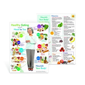 Older Adult Healthy Eating Handouts