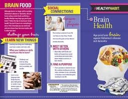 Brain Health Trifold