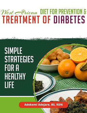 West African Diet for the Prevention and Treatment of Diabetes