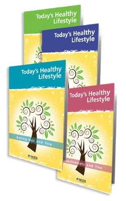 Today's Healthy Lifestyles -Sample Pack