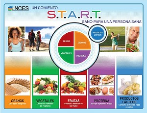Spanish A Healthy START For A Healthier You Pkg of 25