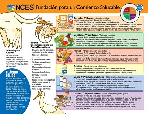 Spanish NCES Foundation for a Healthy Start Pkg of 25